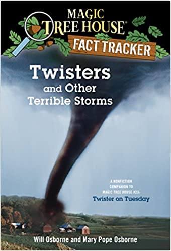 Twisters and Other Terrible Storms
